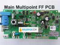 Main Multipoint FF Water Heater PCB Repair Service 5111408